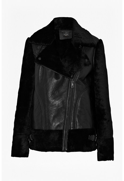Cara Flight Jacket