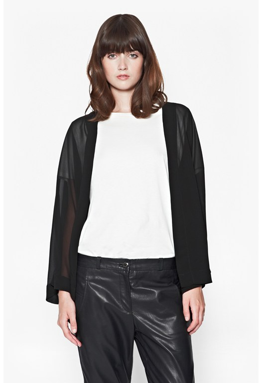 Giselle Georgette Jacket