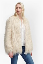 Looks Great With Marissa Faux Fur Coat