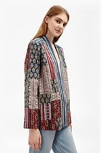 Looks Great With Tilly Quilt Patchwork Jacket