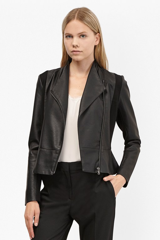 Complete the Look Chariot Wrapover Jacket