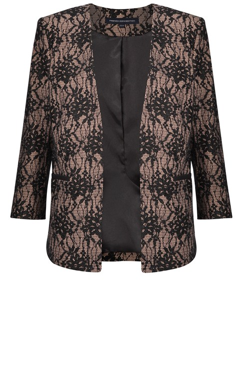 Lorenna Lace Jacket