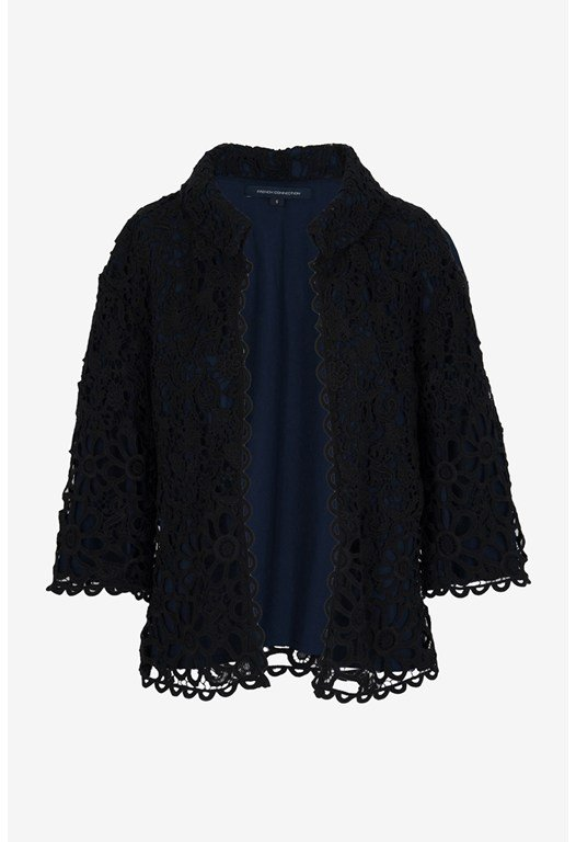 Daisy Chain Lace Jacket
