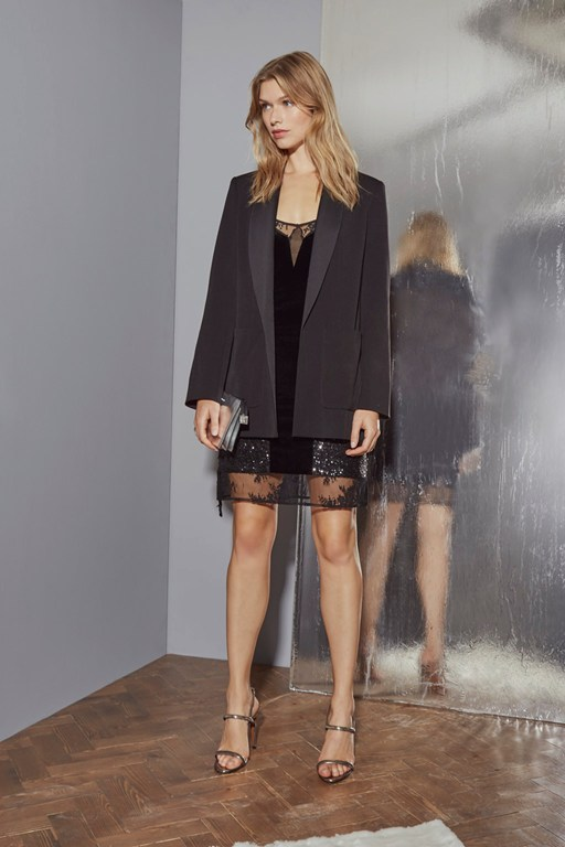 Complete the Look Ines Suiting Jacket