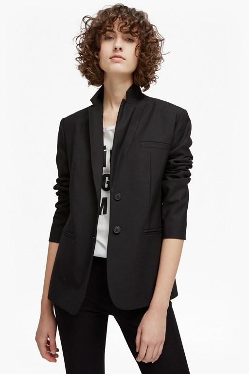 Complete the Look Winter Tallulah Fitted Jacket
