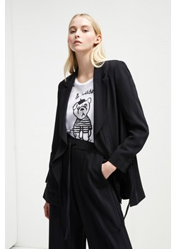 Aleida Suiting Longline Jacket
