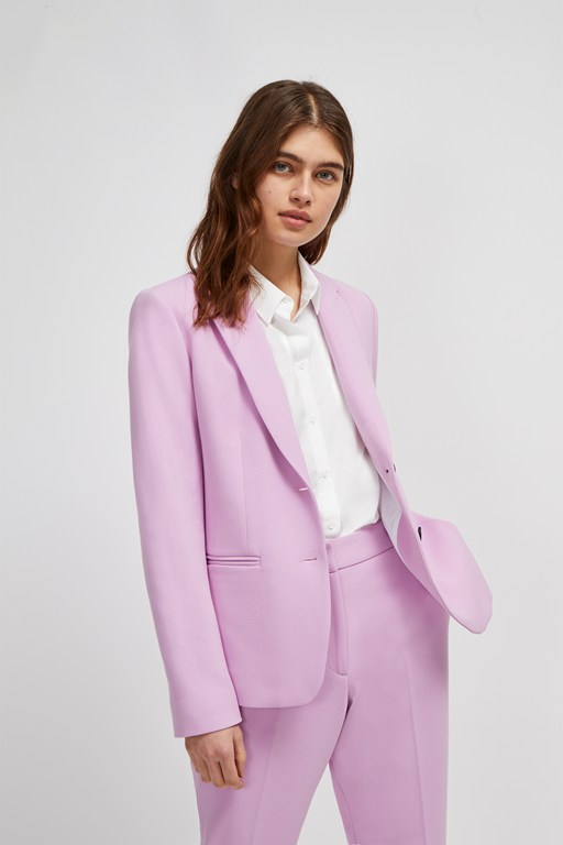sundae suiting pastel suit jacket