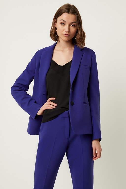 Complete the Look Sundae Suiting Single Breasted Jacket