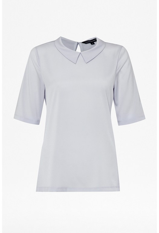 Classic Polly Collared Top