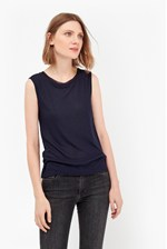 Looks Great With Sid Essential Ribbed T-Shirt