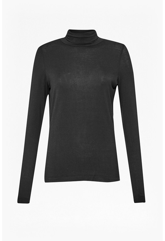 Pipa Polo Neck Top