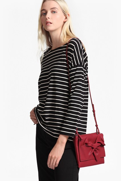 Spring Tim Tim Stripe Top