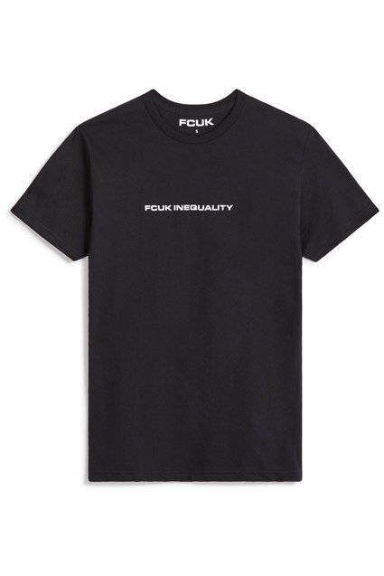 Exclusive FCUK x The Door NYC Inequality Tee
