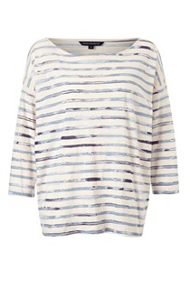 River Striped T-Shirt