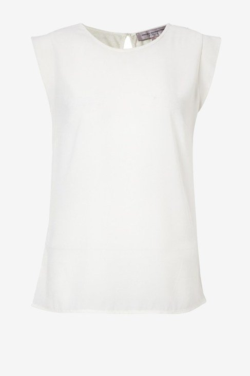 Classic Polly Plains Cap Sleeve Tee