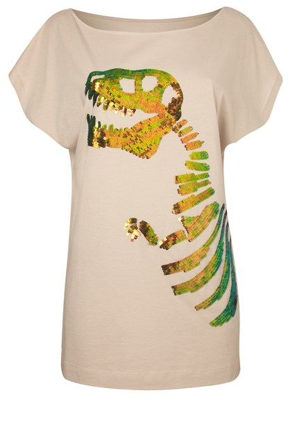 T REX OVERSIZED T SHIRT