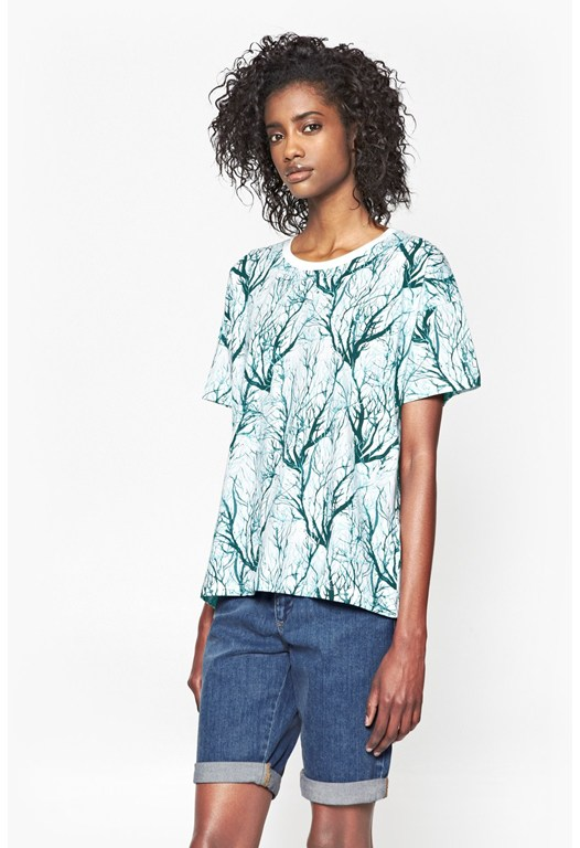 Sea Fern Holiday T-Shirt