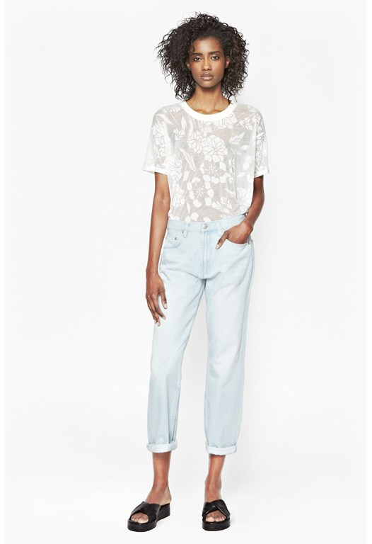 Water Garden Sheer T-Shirt