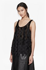 Looks Great With Tassel Valley Vest Top