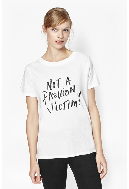 Not A Fashion Victim T-Shirt