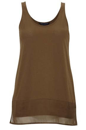 ANGELLICA DRAPE VEST TOP