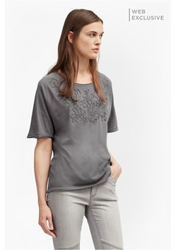 Esme Ribbon Embellished T-Shirt