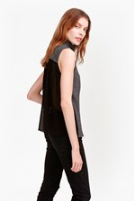 Looks Great With Sudan Sunray Sleeveless Jumper