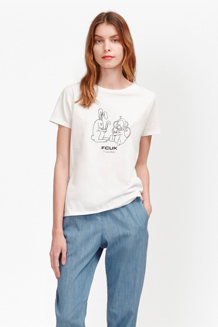 Fcuk Friendship T-Shirt