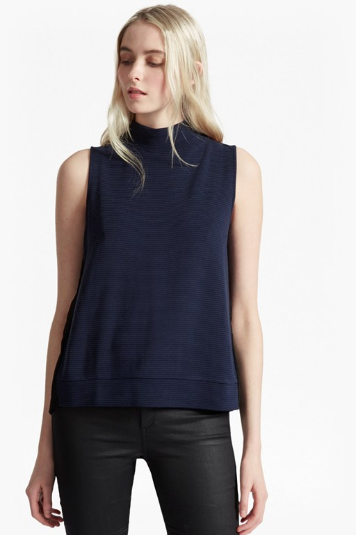Sudan Sunray Sleeveless Top