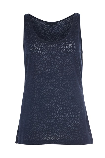 Bella Burnout Tank Top