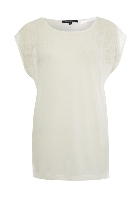 Brigita Jersey Scoop Neck
