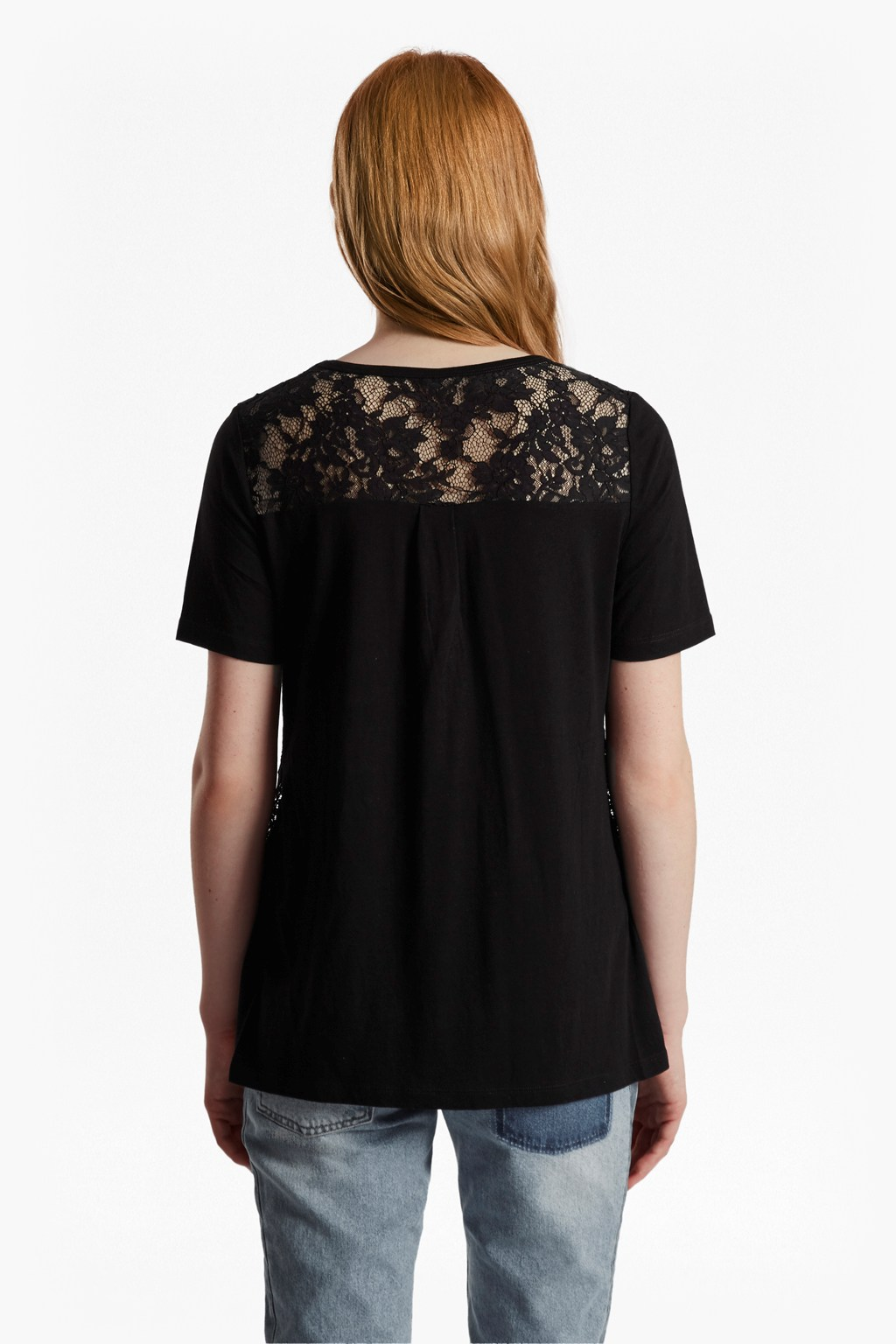 972736f70e08a Womens Black Shirt Ms