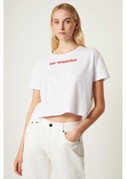 No Worries Crop Top