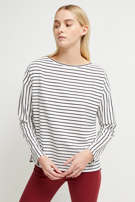 rosana tim tim long sleeve tee