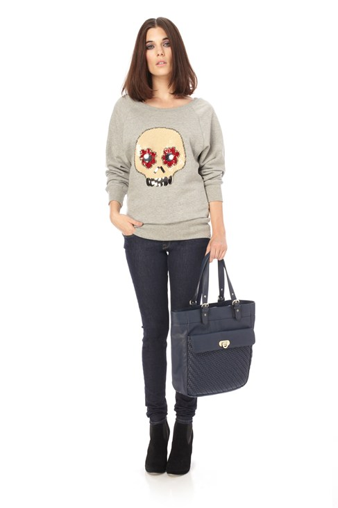 DAY OF THE DEAD SWEATSHIRT