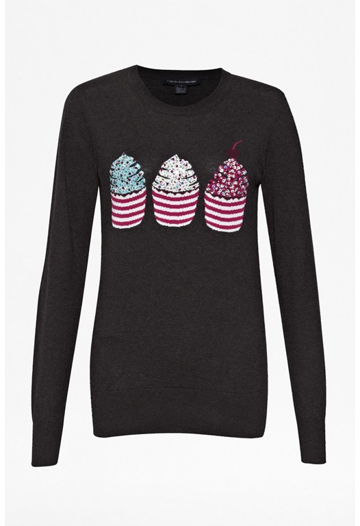Cupcakes Knit Jumper
