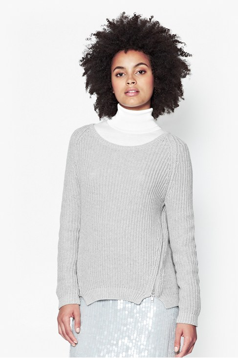 Mozart Rocks Zip Detail Jumper