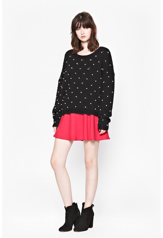 Velma Knitted Jumper