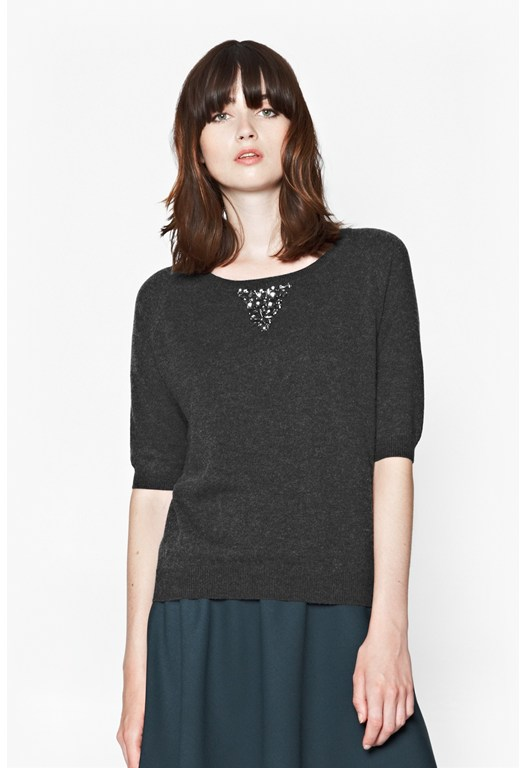 Opal Bright Knitted Jumper