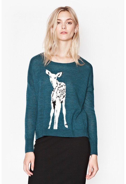Doe Deer Jumper