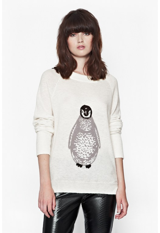Penguin Wool Jumper