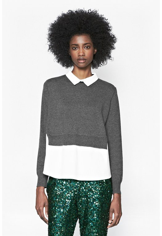 French Knits Shirt Jumper