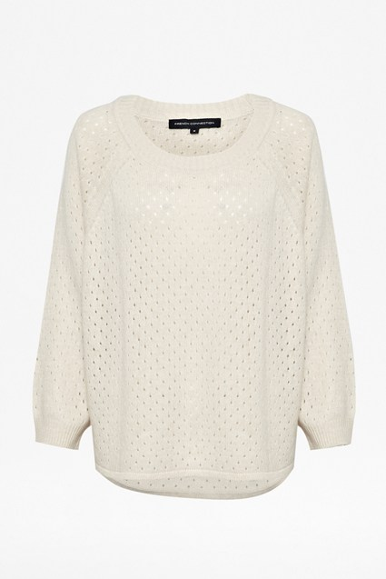 Winter Sloanie Slub Jumper