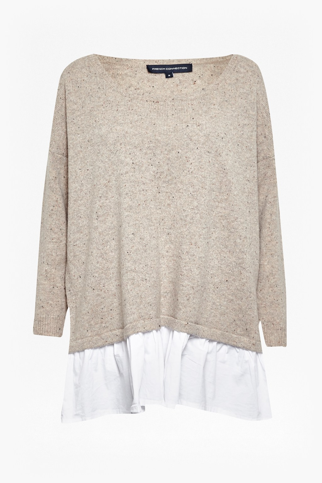 Clara Layered Knit Jumper