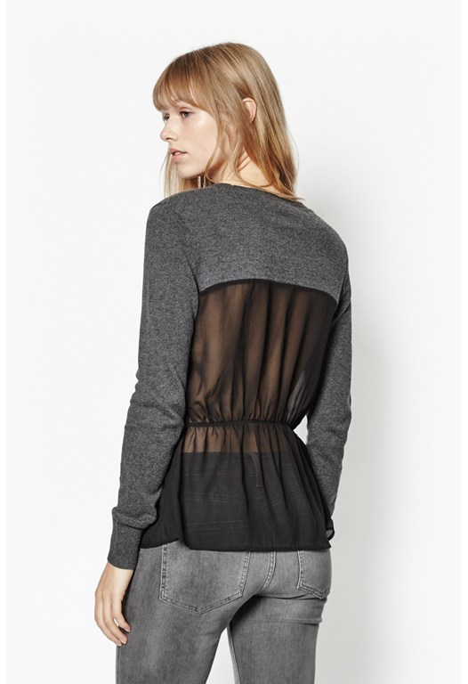 Naomi Layered Knit