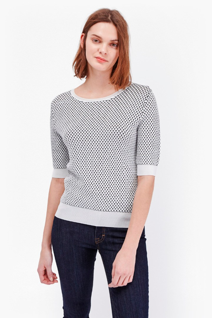 Noli Quilted Jumper
