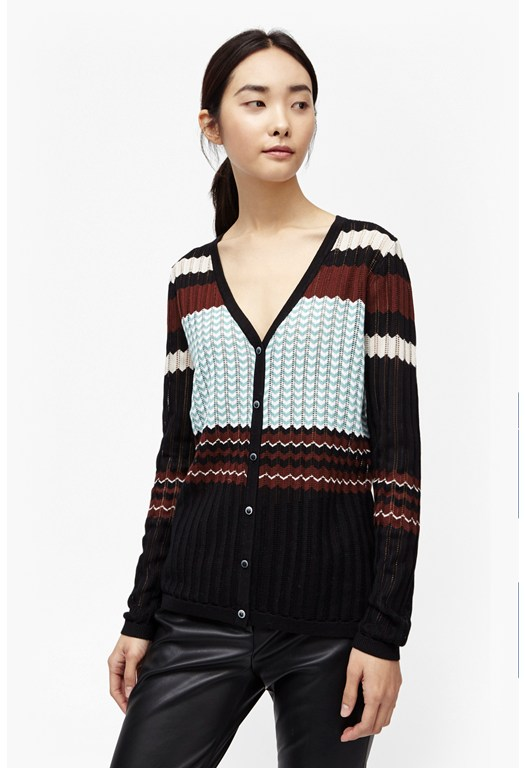 Chevron Knits Jumper