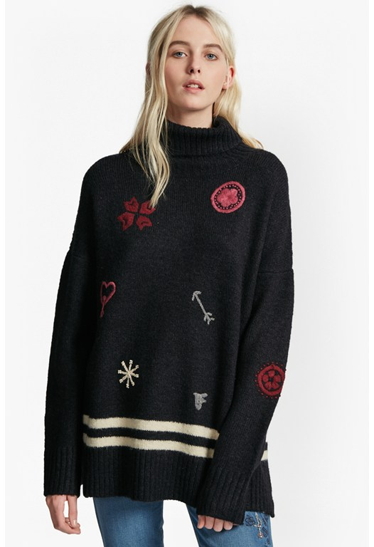 Allegro Stitch Knits Jumper