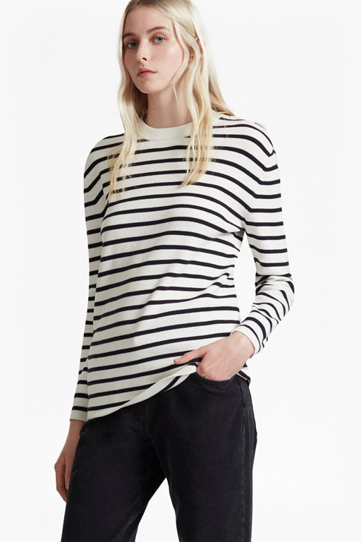 Complete the Look Mozart Milano Stripe Jumper