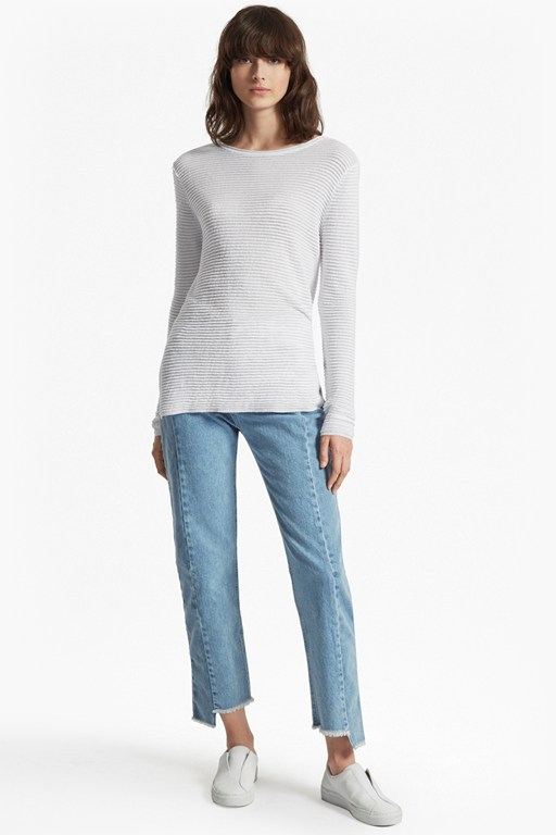 Richter Knits Slash Neck Jumper